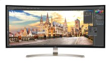 """38"""" class (38.0"""" diagonal) Curved UltraWide Monitor"""