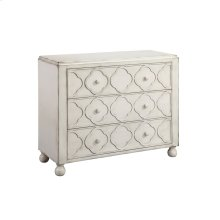 Juliette 3-drawer Chest With Classic Ball Feet