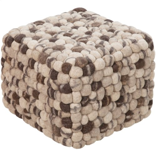 "Summit POUF-14 18"" x 18"" x 12"""