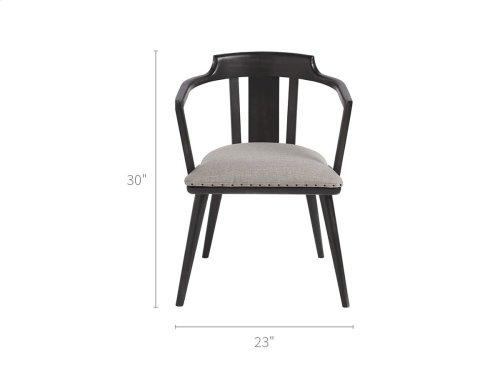 Dalton Barrel Back Side Chair