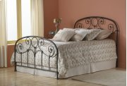Grafton Bed - Available in Twin Size, Full Size, Queen Size and King Size.  Also available as Headboard only. Product Image