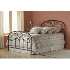 Grafton Bed - Available in Twin Size, Full Size, Queen Size and King Size.  Also available as Headboard only.
