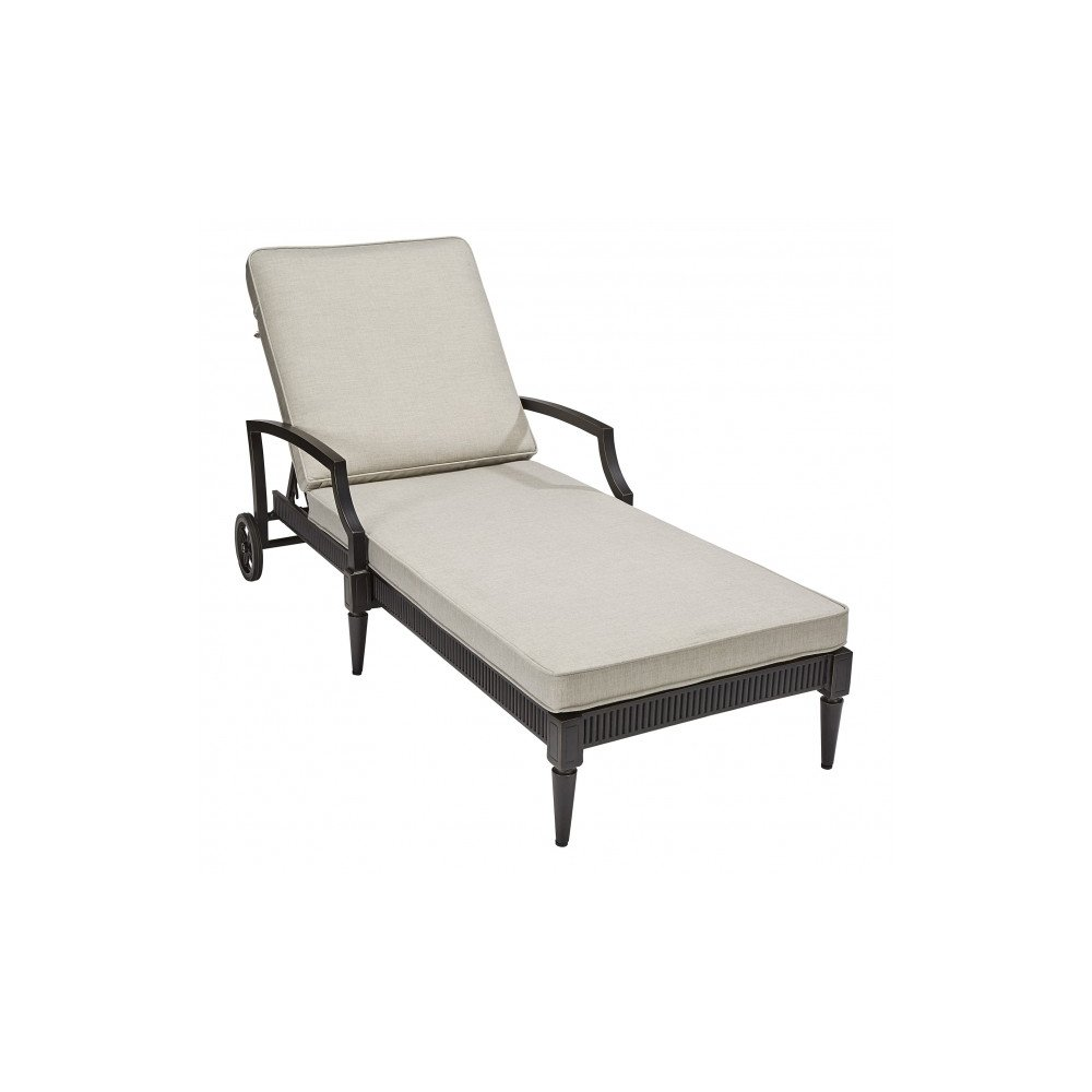 Morrissey Outdoor Sullivan Chaise Lounge