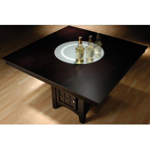 Gabriel Casual Cappuccino Counter-height Table