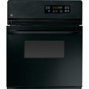 "GE®24"" Electric Single Standard Clean Wall Oven"