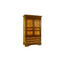 Chest-On-Chest Armoire