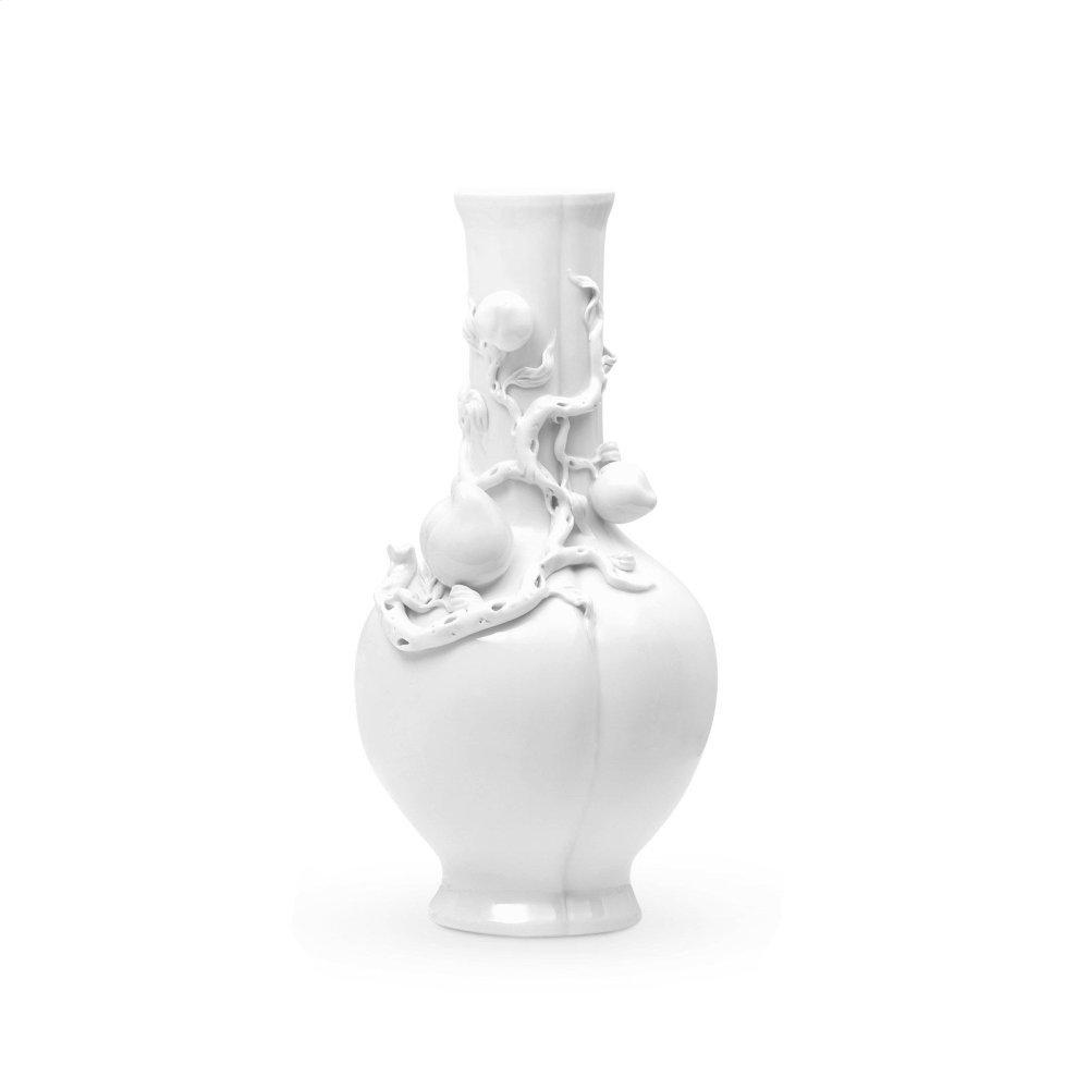 Blanche Vase, White