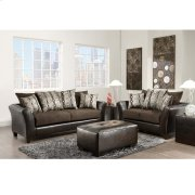 Riverstone Rip Sable Chenille Living Room Set Product Image