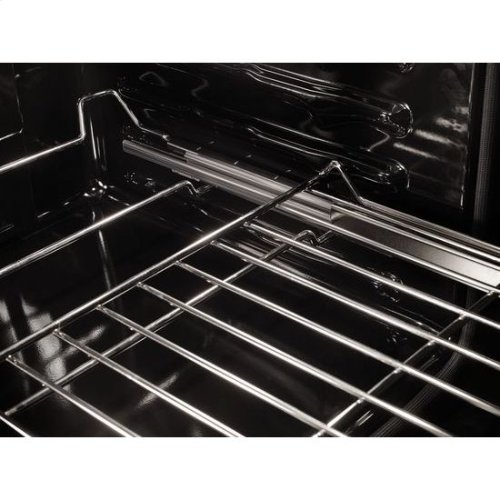 """30"""" Double Wall Oven with V2 Vertical Dual-Fan Convection System"""