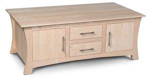 Loft Cabinet Coffee Table, Loft Cabinet Coffee Table