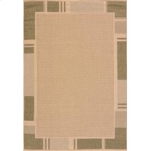 Solarium Terrace Green Rugs