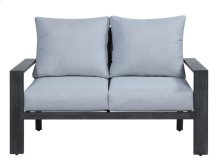 Loveseat-gray #7235 (1/ctn) Kd