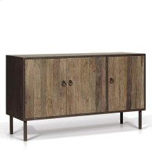 Norita 3-Doors Industrial Buffet/Sideboard