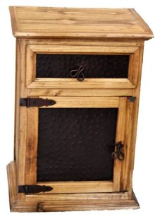 Chipilo Iron Night Stand