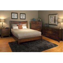 Low Profile Queen Bed