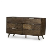 Harrington 6 Drawer Dresser