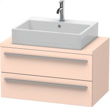 X-large Vanity Unit For Console Compact, Vsg Picto White