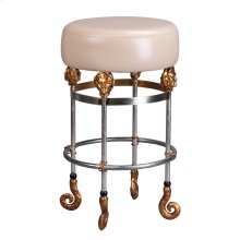 Armory Short Putty Bar Stool