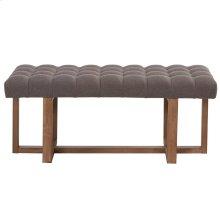 Tavis Double Bench in Grey
