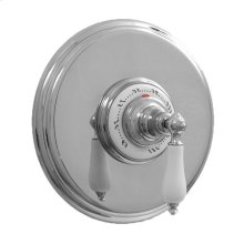 """3/4"""" Round Deluxe Thermostatic Shower Set with 465 Handle"""