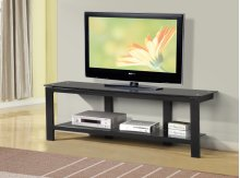 Tempered Glass T.V. Stand