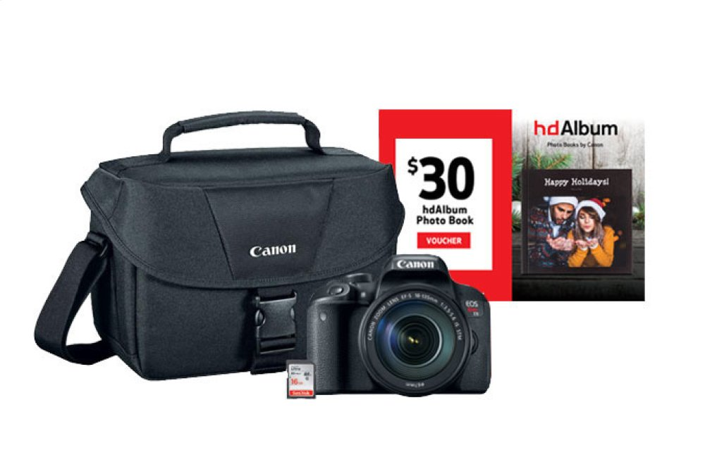 Canon EOS Rebel T7i EF-S 18-135mm f/3.5-5.6 IS STM Lens Kit EOS Digital SLR