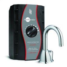 HOT100 Instant Hot Water Dispenser - Chrome