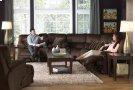 Reclining Sofa - Coffee Product Image