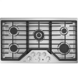 "36"" Built-In Deep-Recessed Edge-to-Edge Gas Cooktop"
