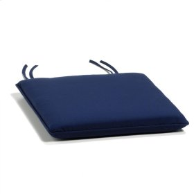 Sidechair Cushion - Navy Blue