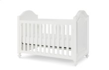 RED HOT BUY - BE HAPPY ! Madison Stationary Crib