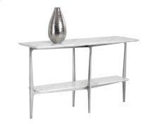 Clearwater Console Table - White