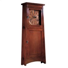 Standard Hinges Asheville Clock