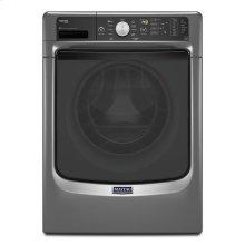 Maytag® Large Capacity Washer with Fresh Hold® Option- 4.2 Cu. Ft. - Metallic Slate