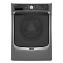Maytag® Large Capacity Washer with Fresh Hold® Option- 4.2 Cu. Ft. - Metallic Slate