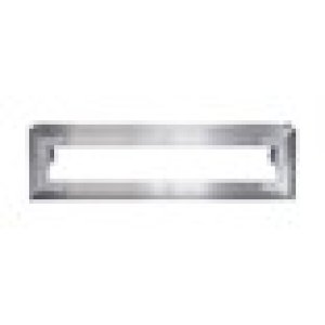 """Built-In 30"""" Overlay or Flush Inset Grille Frame - 88"""" Finished Height"""