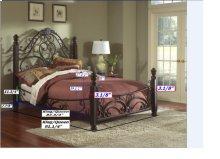 1195Q  Queen Complete Bed