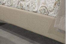 Universal Fabric Side Rail - Cal King - Buckwheat