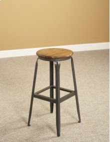 "24"" Backless Counter Stool"