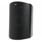High Performance All Weather Outdoor Loudspeaker with Dual Tweeters and PowerPort Bass Venting in Black Product Image