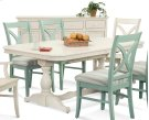 Hues Rectangular Dining Table Product Image