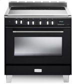 "Matte Black 36""  Classic Electric Single Oven"
