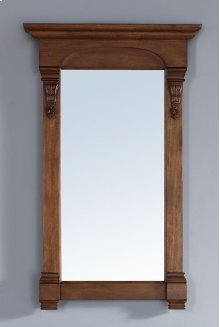 "Brookfield 26"" Mirror, Country Oak"