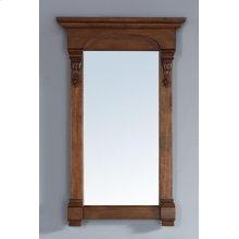 "Brookfield 26"" Mirror, Country Oak"