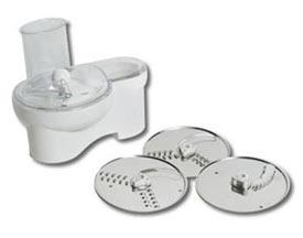 Disc Slicer/Shredder for Mixer