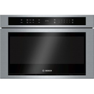 "BOSCH800 Series, 24"" Drawer Microwave"
