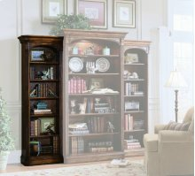 Brookhaven Left Bookcase