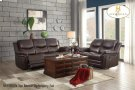The St Louis Park Collection. Generously stuffed and designed with your comfort in mind, each end unit and chair fully reclines with the pull of a lever. Product Image