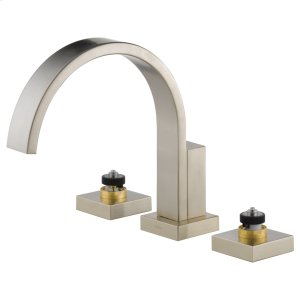 Roman Tub Faucet - Less Handles Product Image
