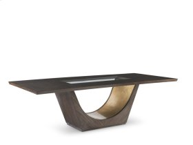 "Tegola 84"" Dining Table"